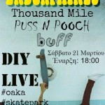 DIY live at Oaka skatepark!