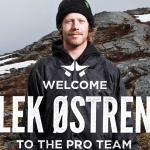 Welcome to the Pro Team Alek Østreng