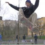 Skateboarding Stockholm