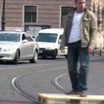 Skate με μια παλέτα