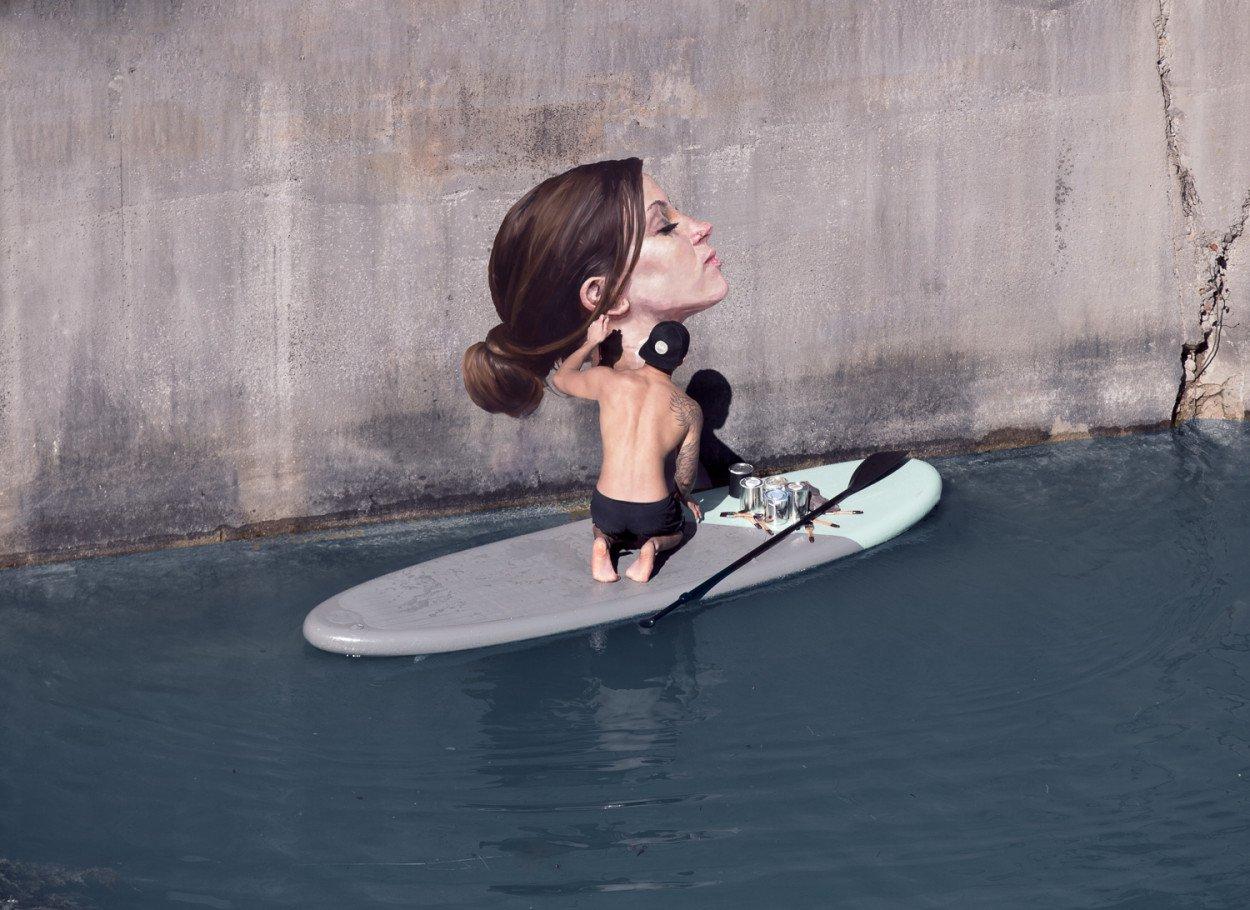 Hula-Painting-Artist-Surfboard2