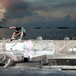 Skateboard στις Μαλδίβες!