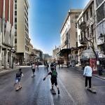 Longboard Greece: Βόλτα στο κέντρο της Αθήνας και μετά Λυκαβηττός!