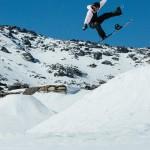 Πέντε Αμερικανοί snowboarders στην Νέα Ζηλανδία!